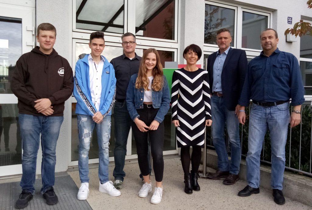 SMV 2019/2020 der Wirtschaftsschule Eschenbach